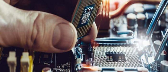 Silikon in der Elektrotechnik
